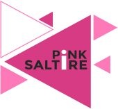 Pink Saltire 2017 square 3
